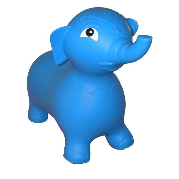 Skákací nafukovací zvířátko - slon