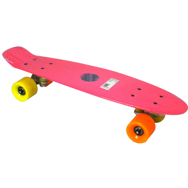 Pennyboard AXERFIT Fish California Pink
