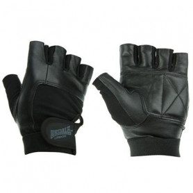 Lonsdale Leather Weightlifting Gloves
