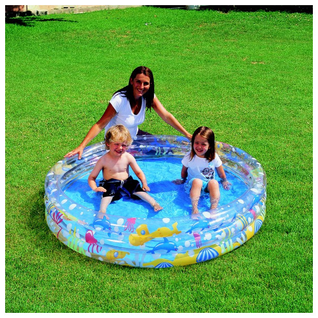 Nafukovací bazén BESTWAY Deep Dive 152 x 30 cm