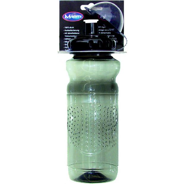 Láhev 0,7 l MAX 1 transparentní šedá