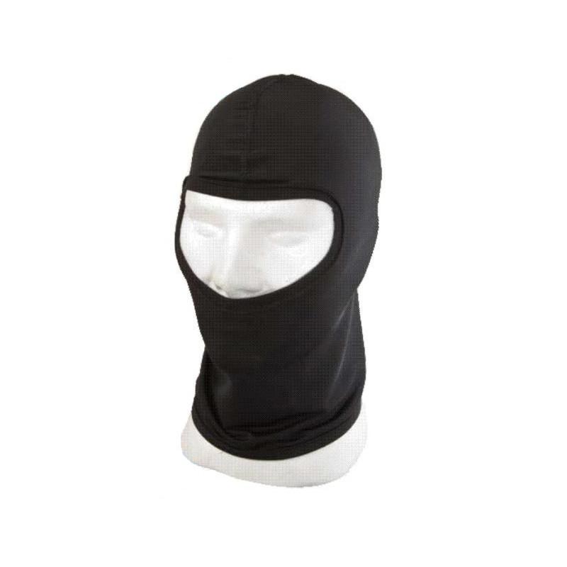 Zateplená elastická kukla pod helmu