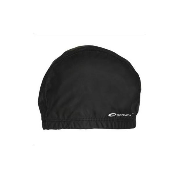 TORPEDO - plavecká čepice dvouvrstvá černá