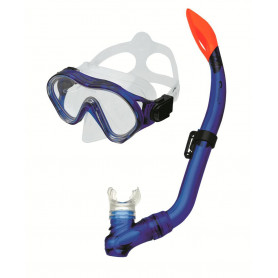 CAYMAN JUNIOR Sada brýle+šnorchl