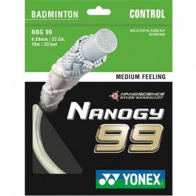 Badmintonový výplet Yonex Nanogy 99 0,69mm (10 m)