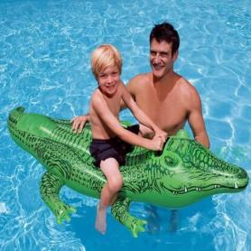 Nafukovací plovoucí Krokodýl Intex