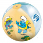 Nafukovací plážový míč Intex Šmoulové 50 cm