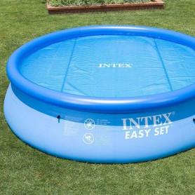 Solární bazénová plachta Intex 366 cm