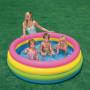 Nafukovací bazén Intex Barevný 168 x 46 cm