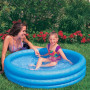 Nafukovací bazén INTEX Crystal Blue 147 x 33 cm