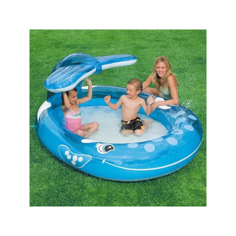 Nafukovací bazén Intex Velryba 208 x 157 cm