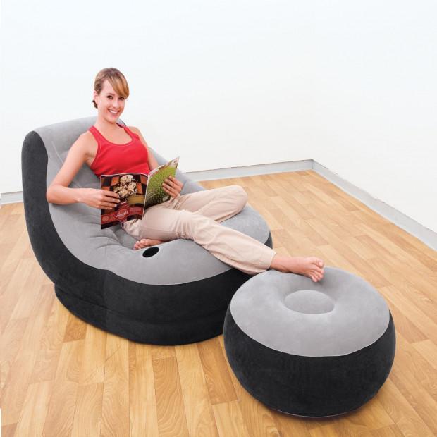 Nafukovací křeslo Intex Ultra Lounge
