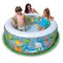 Nafukovací bazén Intex Aquarium