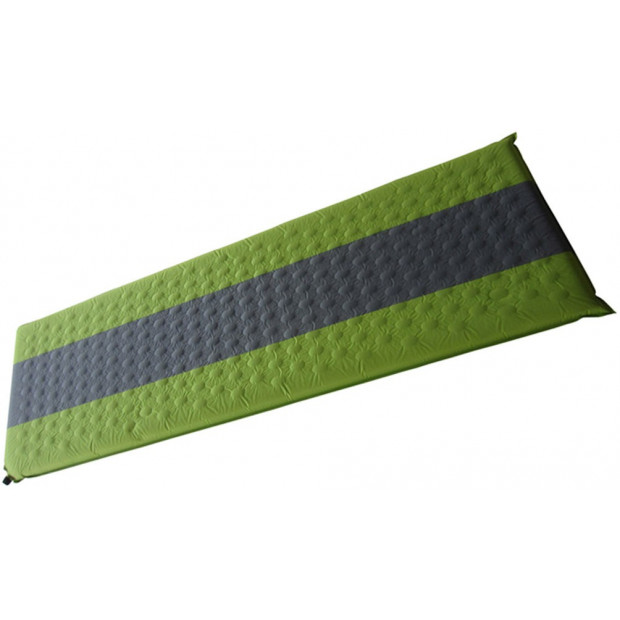 Samonafukovací karimatka Acra Green 7 cm