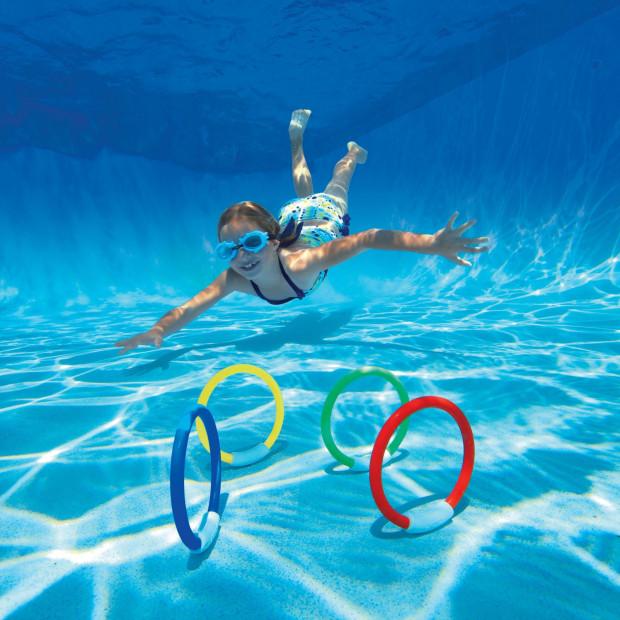 Kroužky pro potápění Intex