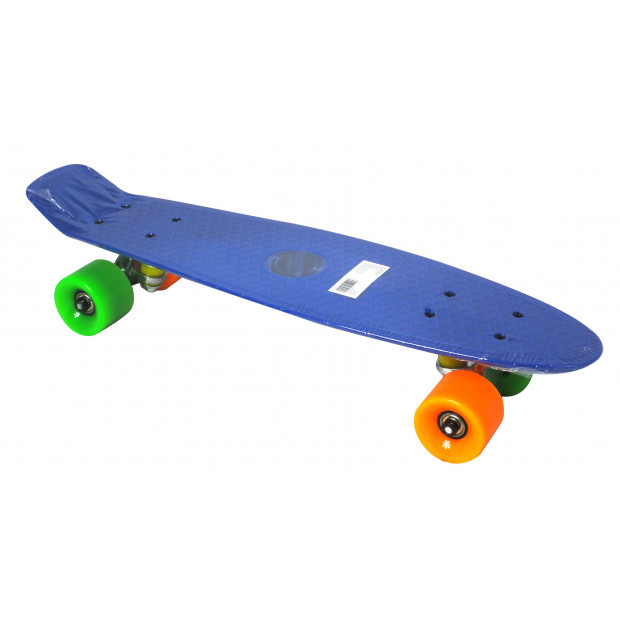 Penny board AXERFIT Fish California Dark Blue