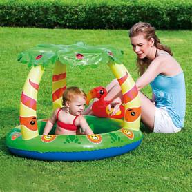 Dětský bazén Bestway Jungle 99 x 91 x 71 cm