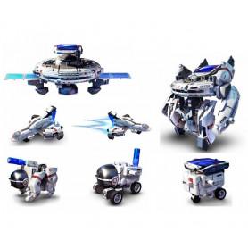 Kreativní solární robot 7v1 XB2113