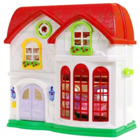 Skládací dům pro holky Big House