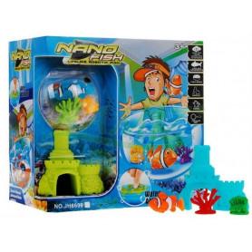 Akvárium s rybou Nemo