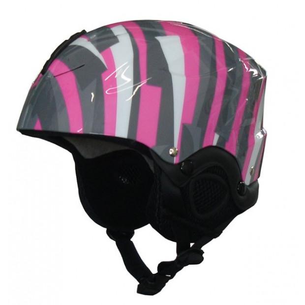 Lyžařská a snowboardová helma Brother - bílá