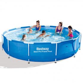 Nadzemní bazén Bestway 366 x 76 cm s konstrukcí