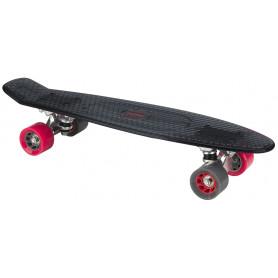 Špičkový penny board Nijdam Black