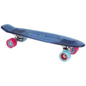 Špičkový penny board Nijdam Blue