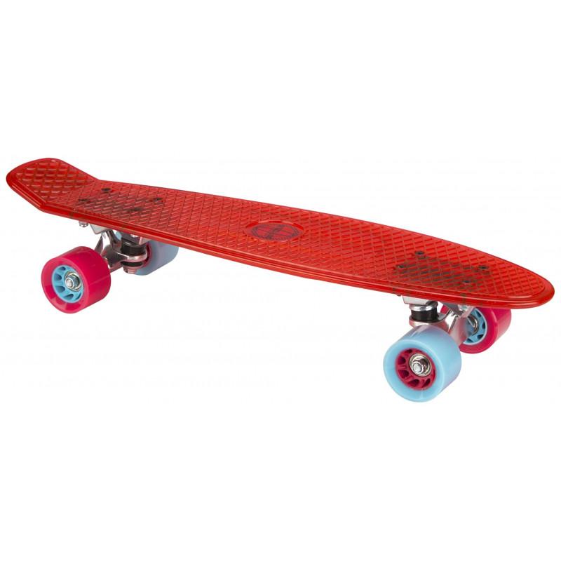 Špičkový penny board Nijdam Red