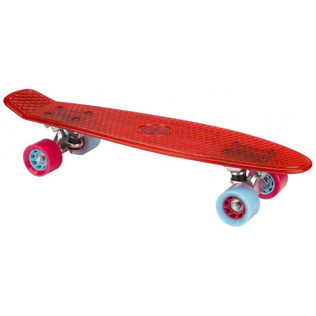Penny board Nijdam Red