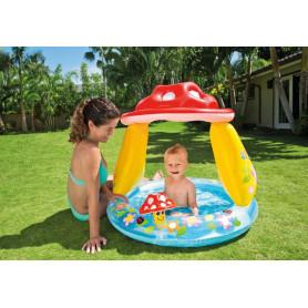 Dětský bazének muchomůrka 57114