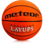 Basketbalový míč Meteor Layup 5