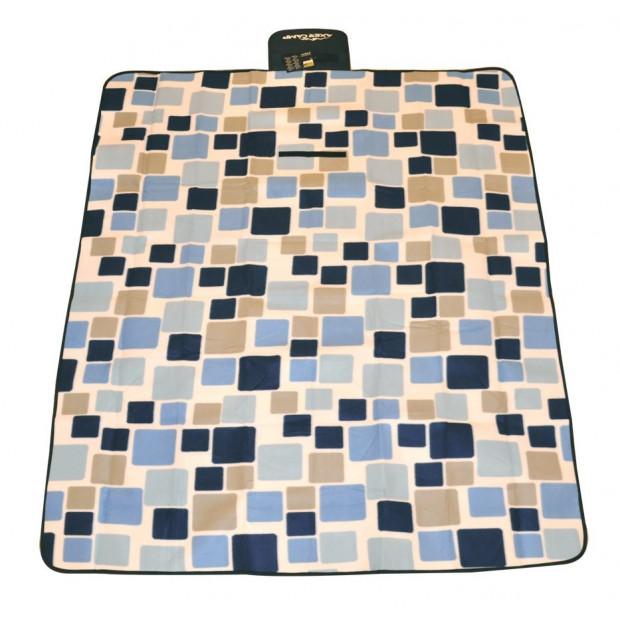 Pikniková deka AXER CAMP Cube 150 x 130 cm