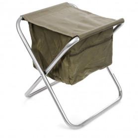 Rybářská židlička Meteor s kapsou