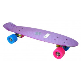 Pennyboard AXERFIT Fish California Purple