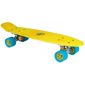 Penny board Nijdam Golden Cloud 22,5""