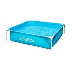 Skládací bazén mini Intex 122 x 122 x 30 cm