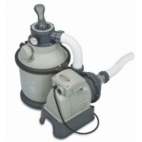 Písková filtrace Intex s průtokem 4500 l/h
