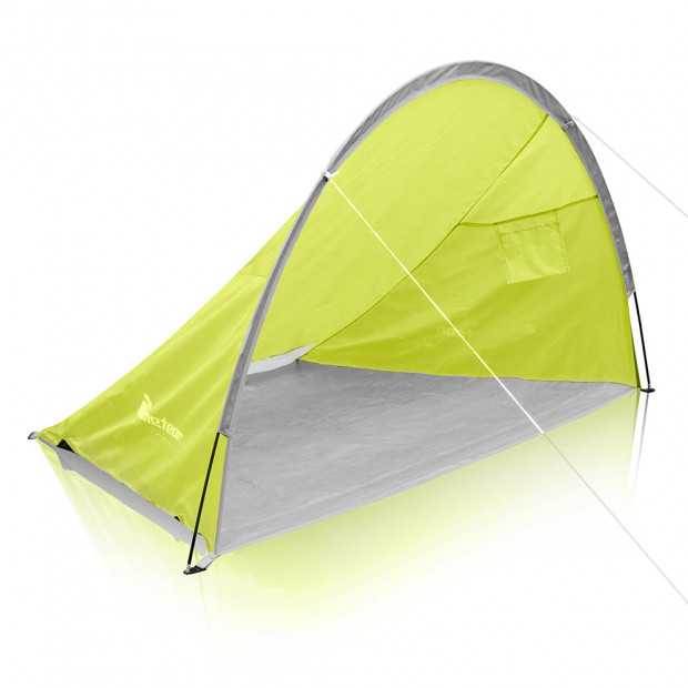 Plážový stan Meteor Beach Tent XL zelený