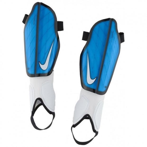 Fotbalové chrániče Nike Protegga Flex Blue