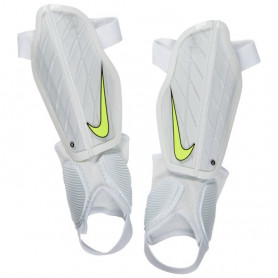 Fotbalové chrániče Nike Protegga Flex Junior Silver