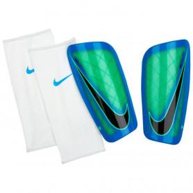 Fotbalové chrániče Nike Mercurial Lite Shin Blue/Green