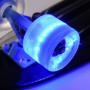 Penny board Meteor Black Light se svítícími LED kolečky