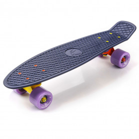 Penny board Meteor Red Wine