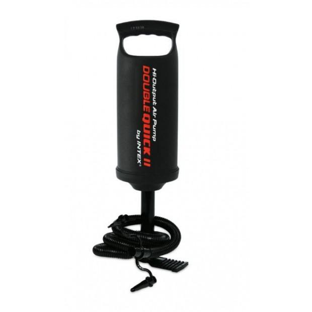 Ruční pumpa Intex Double Quick II 36 cm