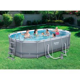 Nadzemní bazén Bestway 488 x 305 x 107 cm s konstrukcí