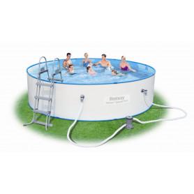 Nadzemní bazén Bestway 460 x 90 cm s filtrací