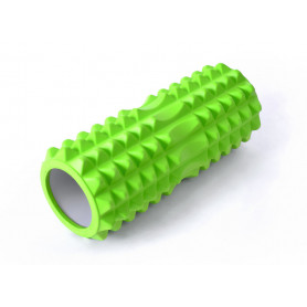 Masážní válec SMJ Sport Roller Green 33 x 13 cm