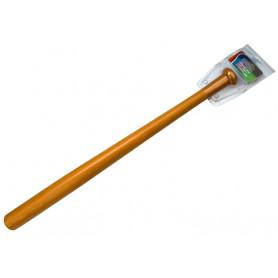 Dřevěná basebalová pálka Abbey 63 cm