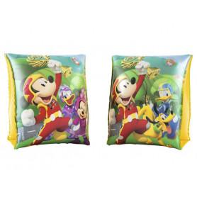 Nafukovací rukávky Bestway Mickey Cup 23 x 15 cm